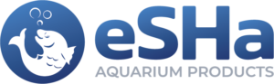 eSHa logo - blue