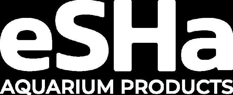 eSHa logo - white