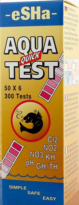 eSHa AQUA-QUICK-TEST